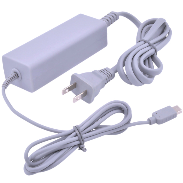 AC Wall Chargers Adapter for Nintendo Wii U Console Game-pad Controller