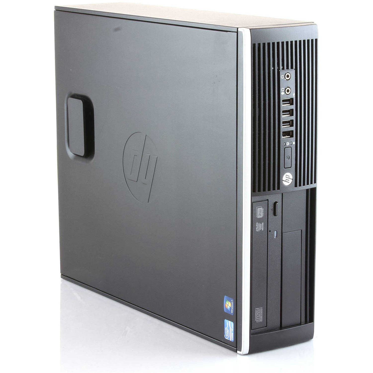 Refurbished HP 8300 SFF Desktop PC with Intel Core i5-3470 Processor, 8GB Memory, 2TB Hard Drive and Windows 10 Home (Monitor Not Included)