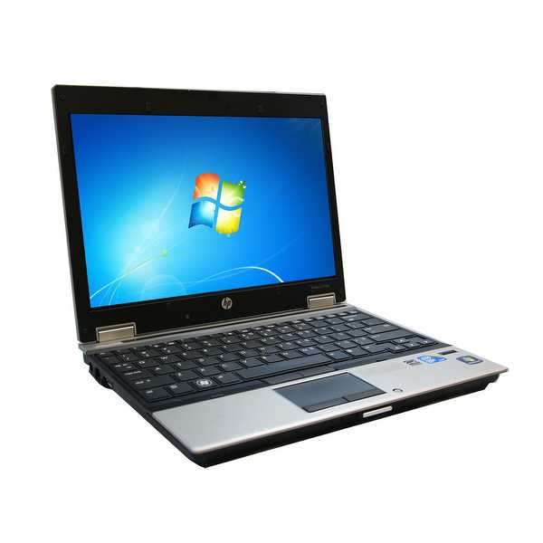 HP EliteBook 2540P Core i7-640LM 2.13GHz 8GB RAM 256GB SSD Windows 10 Pro 12.1-inch Laptop (Refurbished)
