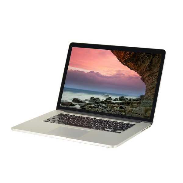 Apple MacBook Pro A1398 Intel Core i7-4770HQ 2.2GHz 16GB RAM 256GB SSD 15.4' Retina Mac OS Laptop (Refurbished C Grade)