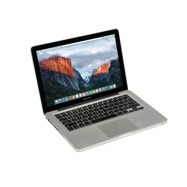 Apple MC721LL/A MacBook Pro Quad Core i7 4GB RAM 500GB HDD Sierra- Refurbished