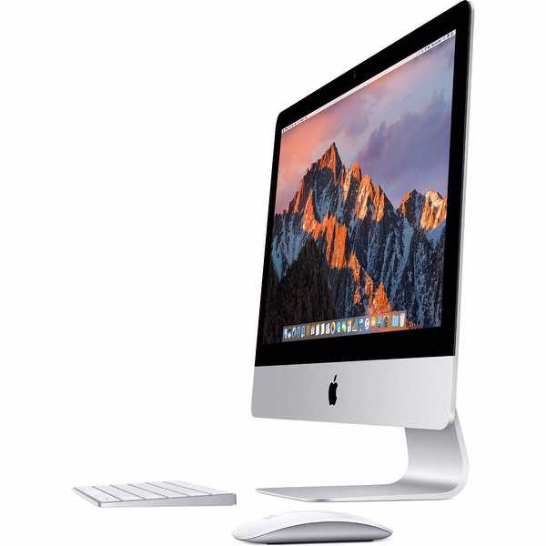 Apple 21.5' iMac with Retina 4K Display (Mid 2017) - silver